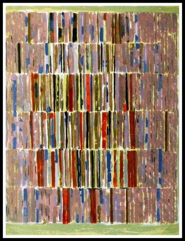 "(alt='original lithography CESAR Edition limited 1961"")"