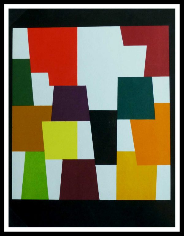 """(alt=""""original lithograph, AGAM, printed by MOURLOT, 1980, limited edition"""")"""