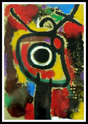 "ALT ""Stencil Miro 1965"""