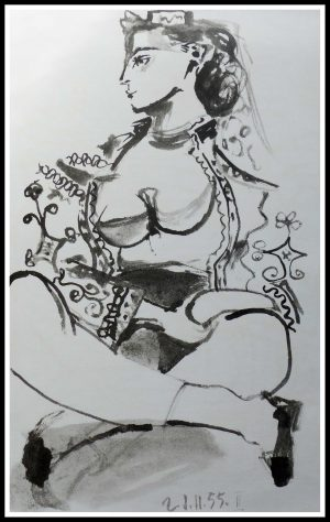 """(alt=""""lithography Picasso carnet de californie 1959"""")"""
