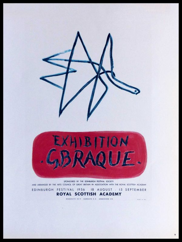 "(alt=""lithography Georges BRAQUE exhibition Royal Scottish Academy 1959"")"