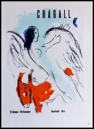 """(alt=""""lithography Marc CHAGALL Kunsthalle Bern 1959"""")"""