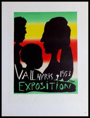 """(alt=""""lithography Pablo PICASSO Exposition de vallauris 1959"""")"""