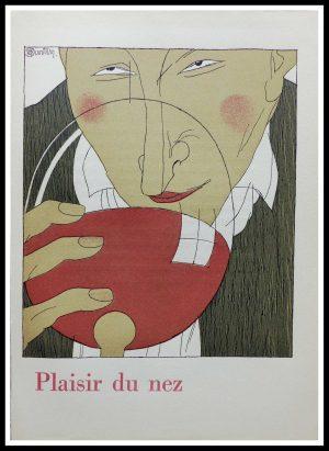 """(alt=""""original lithography Charles Martin, Nicolas 1927"""")"""