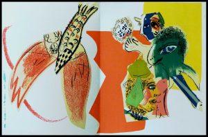 "(alt=""Marc CHAGALL, rêve au cirque, 1966, printed by MOURLOT, limited edition"")"