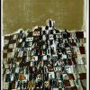"""(alt=""""Maria Helena VIEIRA DA SILVA, spanish city, 1962, original lithography printed by MOURLOT Paris, limited edition"""")"""