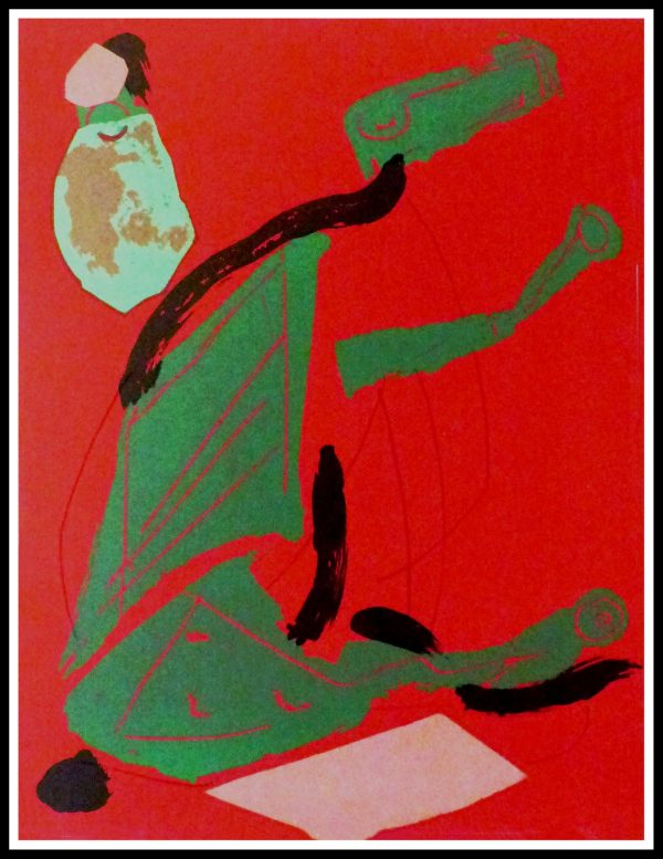 """(alt=""""Marino MARINI, Miracolo, 1970, printed by MOURLOT, limited edition"""")"""