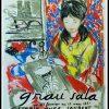 "(alt=""GRAU SALA - Gallery Yves JAUBERT Paris, original gallery poster printed by Guillard Gourdon 1971"")"